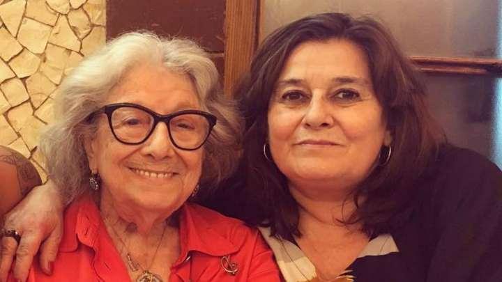 Eunice Muñoz quebra silêncio e fala da morte dafilha