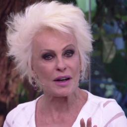 Ana Maria Braga: apresentadora anuncia, em directo, que tem cancro.