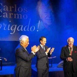 Último concerto de Carlos do Carmo registou fraca audiência na RTP