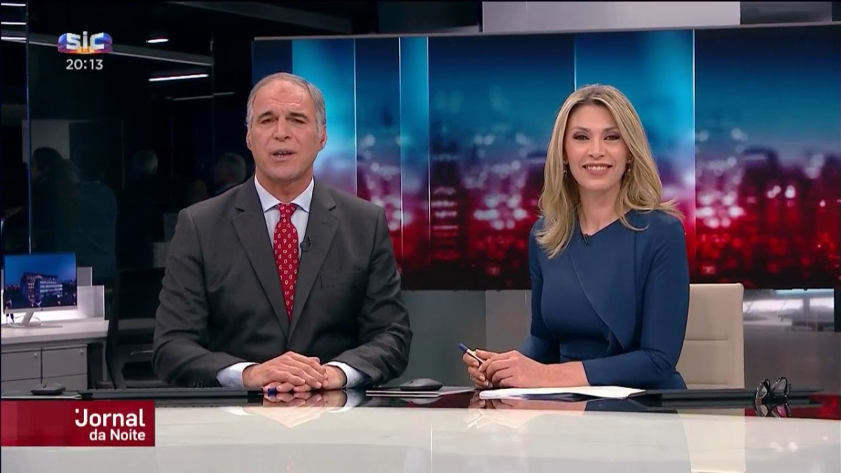 """""""Jornal da Noite"""" da SIC dispara e arrasa RTP eTVI"""