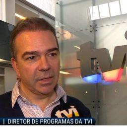 Nuno Santos assumiu hoje lugar de Felipa Garnel na TVI