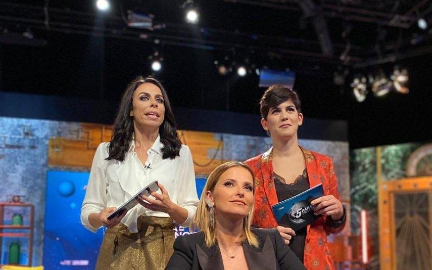 Cristina Ferreira na RTP fez mossa à SIC eTVI