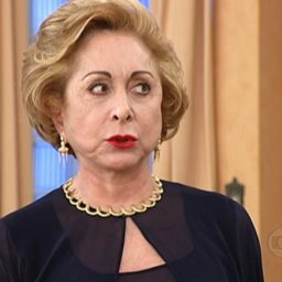 Aracy Balabanian: lembra-se desta actriz? Fez 80 anos e está irreconhecível!