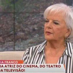 "Lídia Franco: ""roubou-me a casa, roubou-me tudo"""