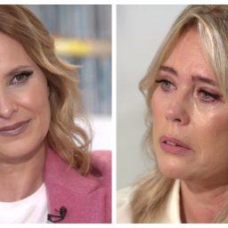 Felipa Garnel foi chorar no ombro de Cristina Ferreira, depois de ter saído da TVI