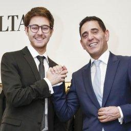 José Figueiras está orgulhoso do filho