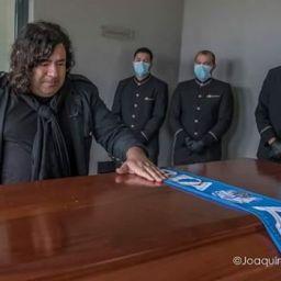 Pedro Barroso (1950-2020): Sozinho, filho despede-se do pai