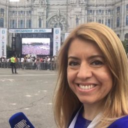"""COVID-19: Daniela Santiago – """"Tantas excepções. Aqui nem para fazer exercício"""""""