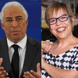 """Maria Vieira arrasa António Costa:""""Será que alguém ainda duvida que  vivemos numa Ditadura de Esquerda imposta pelo governo socialista?!?!"""""""