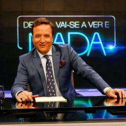 """""""Depois Vai-se a Ver e Nada"""": programa do Zé Pedro dispara e é mais visto que a """"Praça da Alegria"""" e """"A Nossa Tarde"""""""