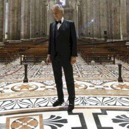 """Concerto """"Andrea Bocelli: Música Pela Esperança"""" atira RTP1 para mínimos de audiência"""