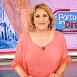 """Dina Aguiar denuncia """"abuso de imagem"""" e garante que """"nunca o faria"""""""