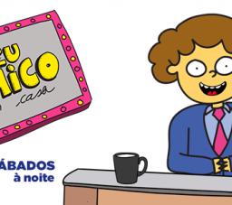 Francisco Correia apresenta o primeiro talk show português em desenho animado