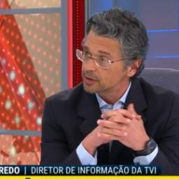 """Polémica TVI – Sérgio Figueiredo: """"Não nos vamos enforcar por isto"""""""