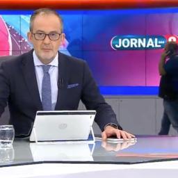 """""""Jornal das 8"""" cai a pique e fica longe da RTP1 e da SIC"""