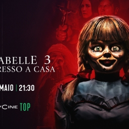 """Annabelle 3"" estreia hoje na TV portuguesa"