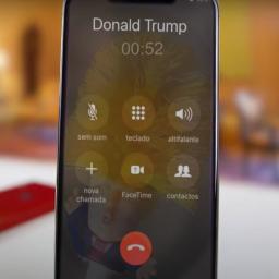 """""""5 para a meia-noite"""" recria chamada de Donald Trump e Marcelo Rebelo de Sousa"""
