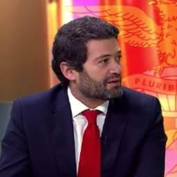 ÚLTIMA HORA: CMTV dispensa André Ventura