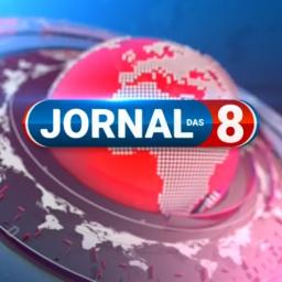 """""""Jornal das 8"""": pelo segundo dia consecutivo perde telespectadores"""