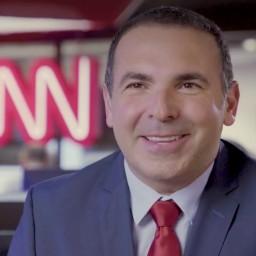 Reinaldo Gottino: em seis meses o jornalista trocou a Record TV pela CNN e a CNN pela Record TV
