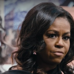 Documentário de Michelle Obama na Netflix