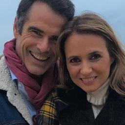 Pedro Lima (1971-2020): Anna Westerlund despediu-se do marido e actor da TVI