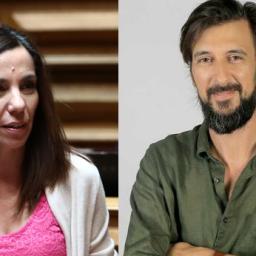 """Heloísa Apolónia:  """"nós, não podemos, mas se for o Bruno Nogueira já se pode"""""""