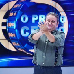 """Fernando Mendes regressa à RTP para voltar a gravar """"O Preço Certo"""""""