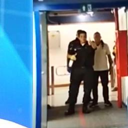 Homem invade TV Globo e sequestra jornalista | VEJAM O VÍDEO!