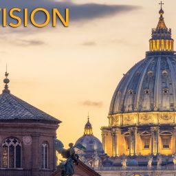 """ESTREIA """"VatiVision"""" A plataforma de """"streaming"""" com conteúdos religiosos, artísticos e culturais"""
