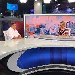 Dina Aguiar entrevistou Fernando Mendes | COM VÍDEO!
