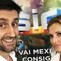 """Daniel Oliveira quebra o silêncio: """"A Cristina passa a ser nossa concorrente directa"""""""