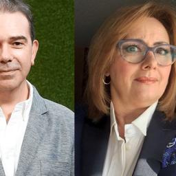 """Nuno Santos elogia Fátima Campos Ferreira que responde: """"haveremos de voltar a dançar os dois"""
