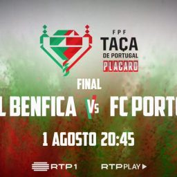 Final Taça de Portugal na RTP1