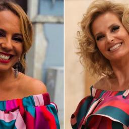 """Tânia Ribas de Oliveira sobre Cristina Ferreira: """"Nunca imaginei que ela agora fosse directora de programas"""""""