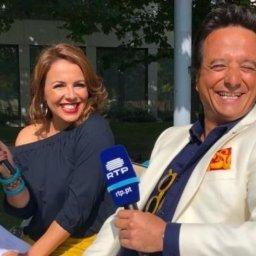 Zé Pedro e Tânia: dupla colocou RTP1 a vencer a SIC e a TVI nas manhãs