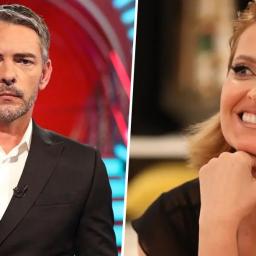 """Cláudio Ramos para Cristina Ferreira:  """"No dia em que soube que vinhas para a TVI, soube que deixava o Big Brother"""""""