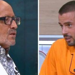 Em directo, na TVI, Marco Costa irrita-se e dá raspanete a Goucha