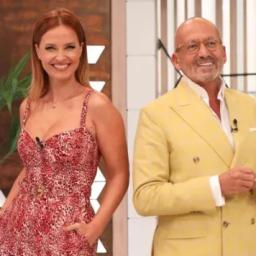 ONTEM: Cristina Ferreira fez 'Você na TV!' explodir nas audiências