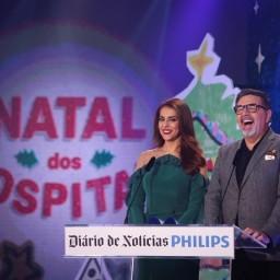 """RTP já divulgou em que dia o """"Natal dos Hospitais"""" vai ser transmitido, em directo"""