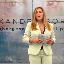 Hora do Adeus: Alexandra Borges escreve texto dedicado aos colegas da TVI