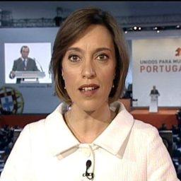 Luísa Bastos: jornalista da RTP infectada com Covid-19
