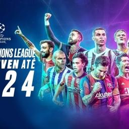 Eleven Sports garante Liga dos Campeões até 2024