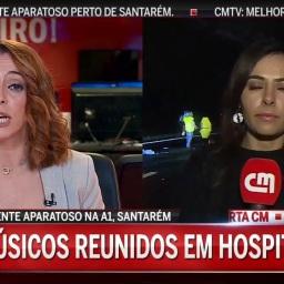 CMTV vence RTP1, SIC e TVI com emissão sobre Sara Carreira (1999-2020)