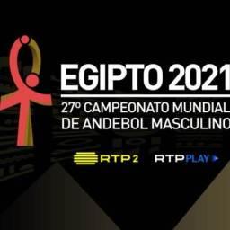 Campeonato Mundial de Andebol – RTP transmite em direto todos os jogos