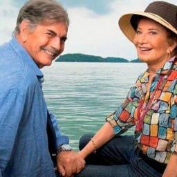 Ah, o Amor: Glória Menezes e Tarcísio Meira declaram-se em vídeo ternurento e emotivo
