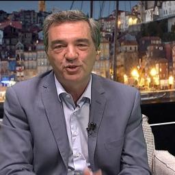 Júlio Magalhães sai do Porto Canal