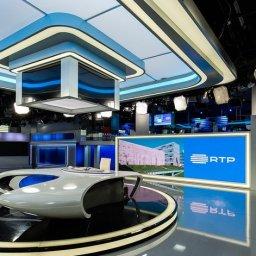 RTP prepara mudanças na informação: novo estúdio, novo grafismo e novos equipamentos de trabalho