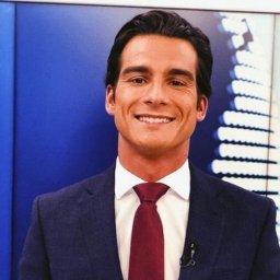 João Póvoa Marinheiro: menino bonito da TVI namora com jornalista da SIC