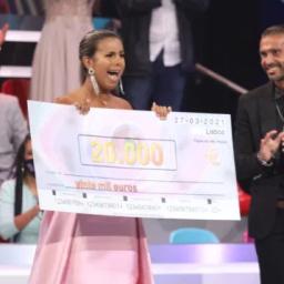 Big Brother – a Final: Joana ganhou e desatou aos gritos| COM VÍDEO!